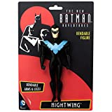 Batman Animated Series Nightwing Bendable Figure