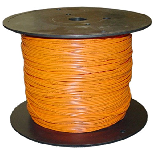 1000 FT (1000FT) Bulk Fiber Optic Cable Zip Cord (2 Strands) Multimode 62.5/125 Duplex (ON Spool) 3.0mm