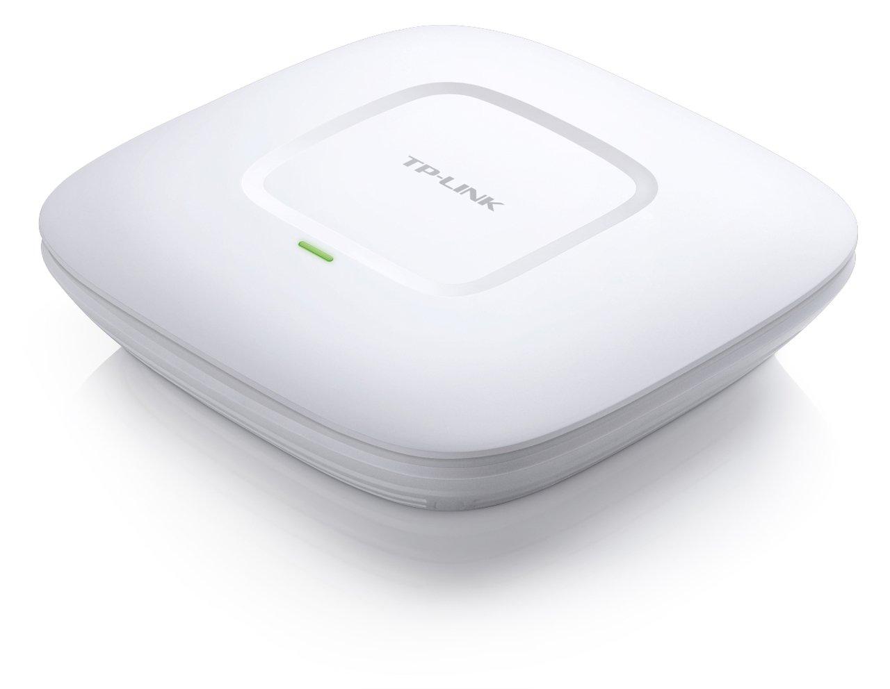 TP-LINK EAP120 WLAN PoE Access Point zur Deckenmontage (300Mbit/s, 1 Gigabit LAN )