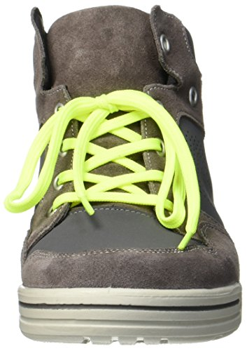 Ricosta Unisex Adulto Madoc-s Alta Sneaker Meteor / Antra