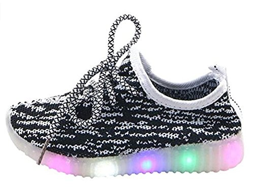 Put Led Lights Shoes in US - 9