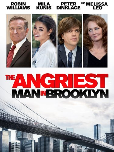 The Angriest Man In Brooklyn - Mila With Kunis Friends