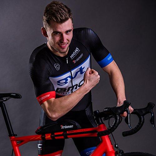 Triathlon Radfahren AERO Rahmen BAG professionelle:Carbon by TRISEVEN