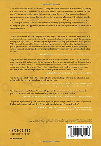 Ethics in International Arbitration by Oxford University Press