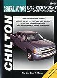 General Motors Full-Size Trucks: 2007-2009, Mike Stubblefield, 1563928019