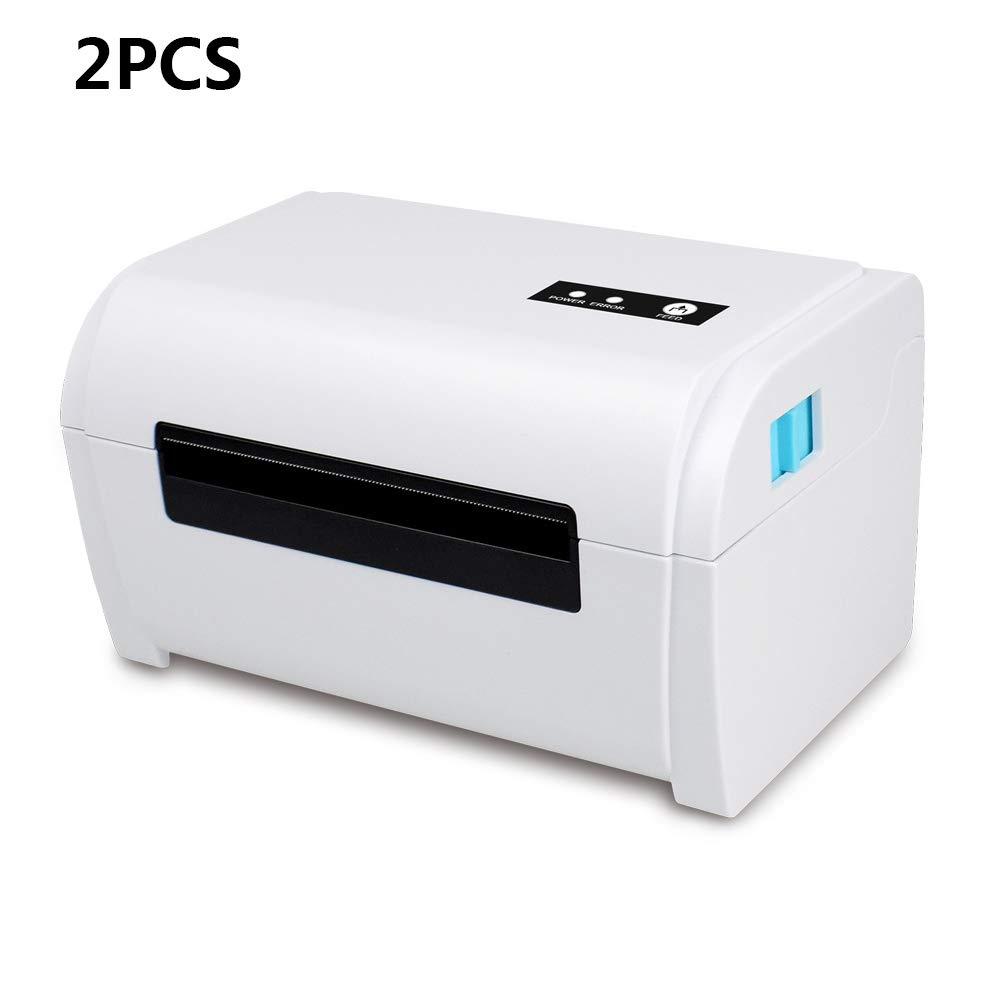 ZUKN Impresora Térmica De Etiquetas con Portaetiquetas ...