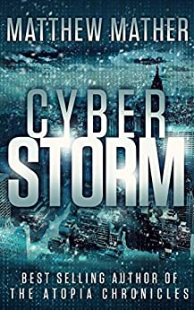 CyberStorm by [Mather, Matthew]