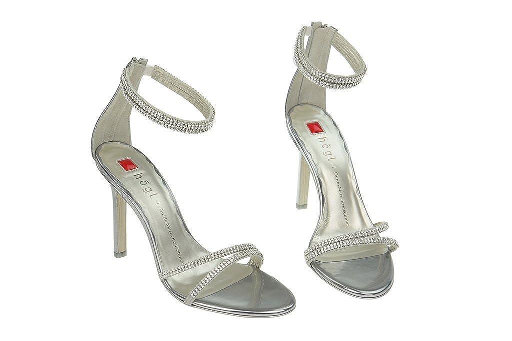 buy popular 306fb 3fb88 HÖGL Women's Sandalette - sterling silber - Guido Maria ...