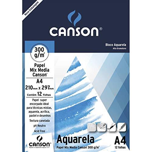 Fila Canson 66667180 Artística Multicolor