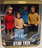 Barbie & Ken Star Trek 30th Anniversary Collector's Edition Gift Set by G177075004
