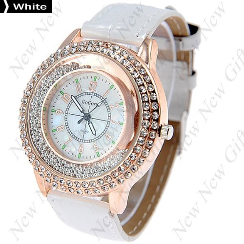 New-Arrival-Fashion-Round-Case-Quartz-Watch-Wristwatch-Timepiece-with-Rhinestones-Decor-for-Lady-Female-White