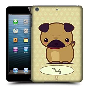 Head Case Designs Pug Wonder Dogs Case For Apple iPad mini with Retina Display