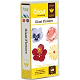 Cricut 2001194 Giant Flowers Cartridge