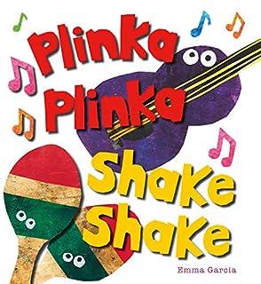 Book Cover: Plinka Plinka Shake Shake