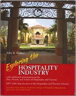 Exploring the Hospitality Industry, 2e