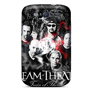 Shock-Absorbing Hard Phone Covers For Samsung Galaxy S3 With Allow Personal Design Fashion Foo Fighters Pictures KerryParsons