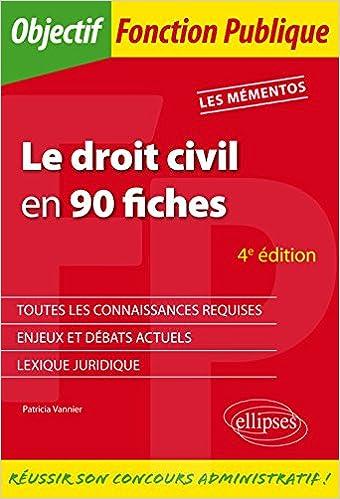 Le Droit Civil en 90 Fiches pdf ebook