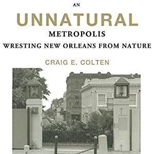 An Unnatural Metropolis Audiobook