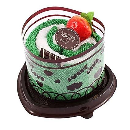 eDealMax Diseño Fiesta de la boda decoración de frutas Torta del corazón la Mano del Regalo