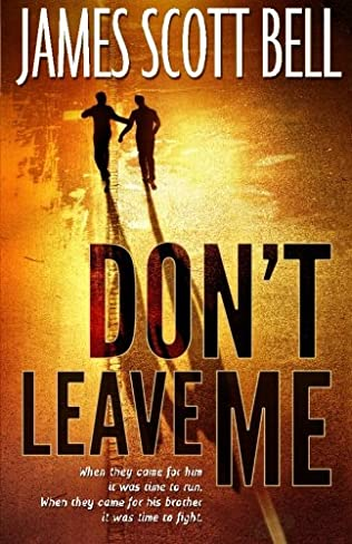 book cover of Don\'t Leave Me