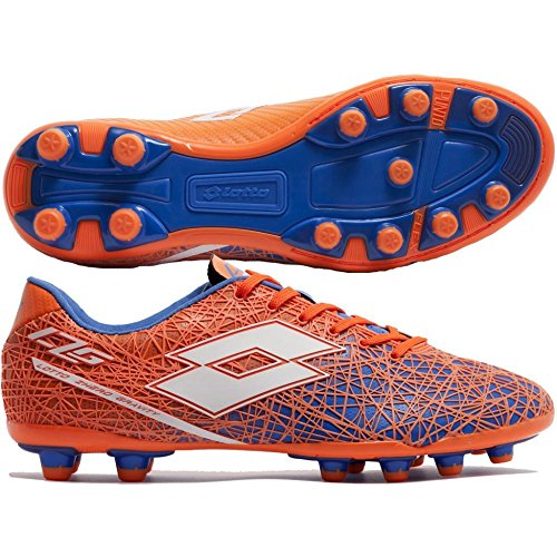 Lotto Fg Homme Wht fant Lzg Chaussures Fl Naranja De Blanco Multicolore Foot 200 Viii FUqFw6Tnr