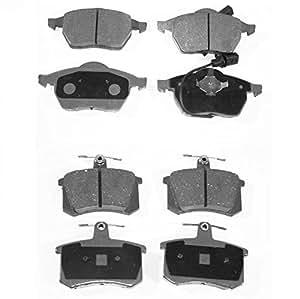 prime choice auto parts scd555a 228 8 ceramic disk brake pads automotive. Black Bedroom Furniture Sets. Home Design Ideas