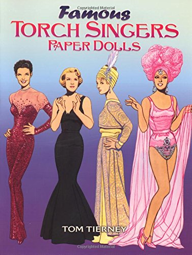 Famous Children's Books Costumes (Famous Torch Singers Paper Dolls (Dover Celebrity Paper Dolls))