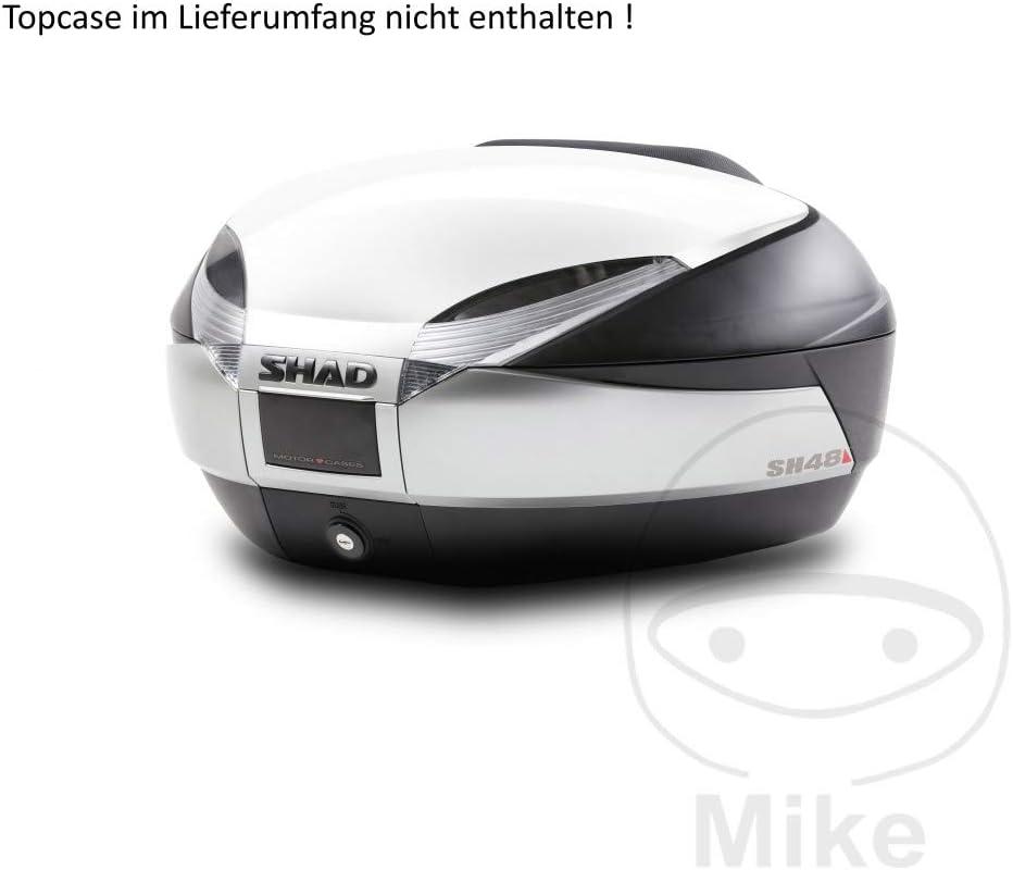 Shad D1b48e08 Topcase Zubehör Weiß Auto