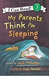 My Parents Think I'm Sleeping (I Can Read Level 3)