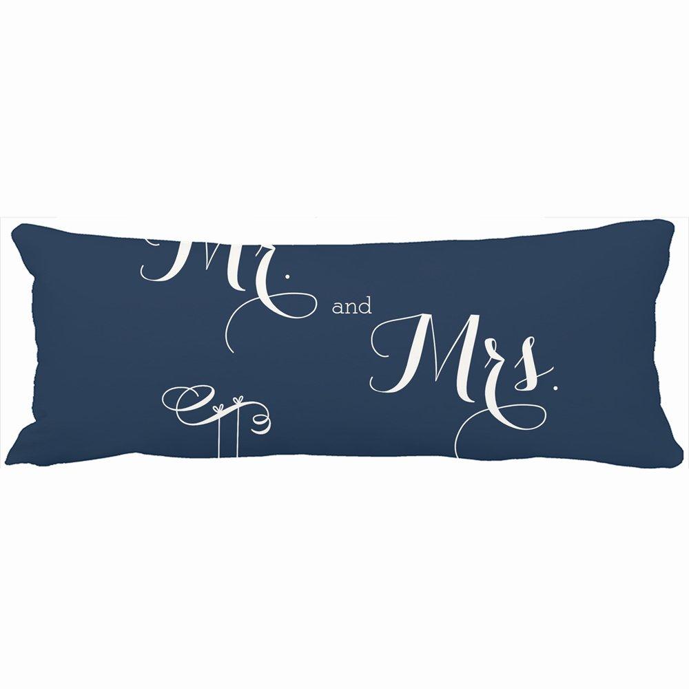 Custom almohadas decorativo Señor y señora personalizada ...