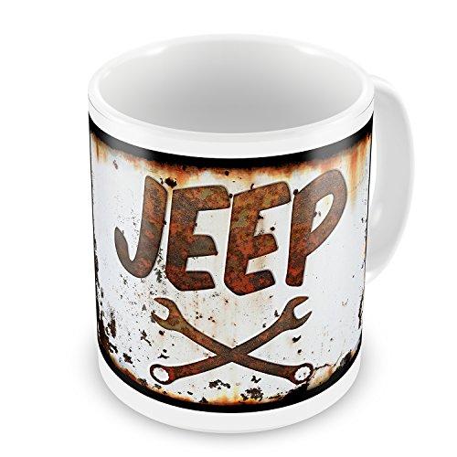 Neonblond Rusty Jeep Coffee Mug