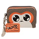 Star Wars Episode 8 Porg Jrs. Mini Bi-Fold Wallet