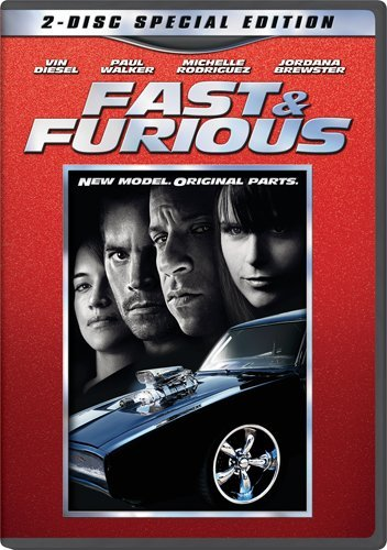 Amazon Fast Furious Two Disc Special Edition Vin Diesel Paul Walker Michelle Rodriguez Jordana Brewster John Ortiz Laz Alonso Sung Kang