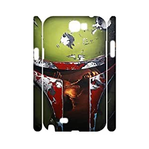 C-EUR Star Wars Soldier Customized Hard 3D Case For Samsung Galaxy Note 2 N7100