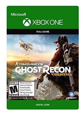 Tom Clancy's Ghost Recon Wildlands - Standard Edition - Xbox One [Digital Code] by Ubisoft