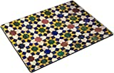MSD Place Mat Non-Slip Natural Rubber Desk Pads design 34747852 Arabic pattern from Rabat Morocco