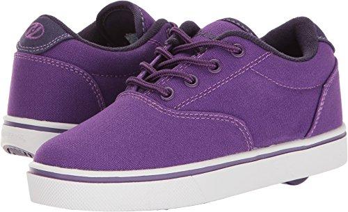 Heelys Girl's Launch (Little Kid/Big Kid/Adult) Purple/Grape/White Roller Skate