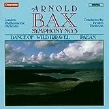 Bax;Symphony No. 3,Paean,Da