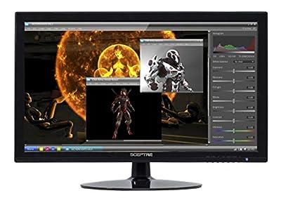 Sceptre 22-Inch Screen LED-Lit Monitor