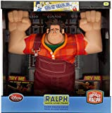 Disney Wreck-It Ralph Exclusive Ralph Talking Action Figure - 14 H (15 H with raised arms)