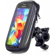 """Suporte para celular e GPS até 6"""" polegadas para Bicicleta e moto Exbom SP-C20L"""