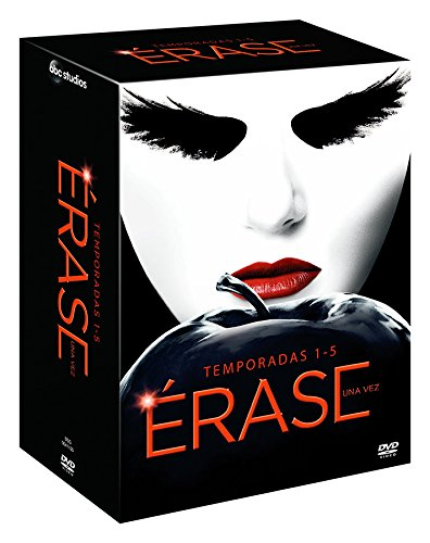 Erase una Vez Serie Completa Temporada 1,2,3,4,5 - Once Upon A Time Complete Series[ Non-usa Format: Pal -Import- Spain ]
