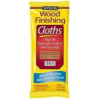 Minwax 308210000 Wood Finishing Clothes, Maple