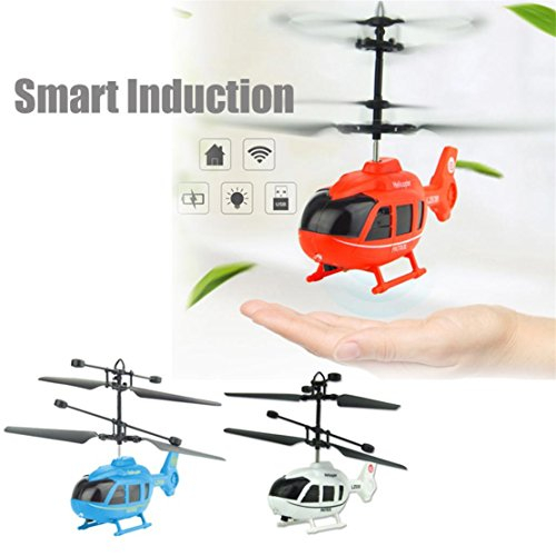 infrared induction helicopter instructions