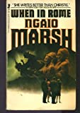 When in Rome, Ngaio Marsh, 0515061808