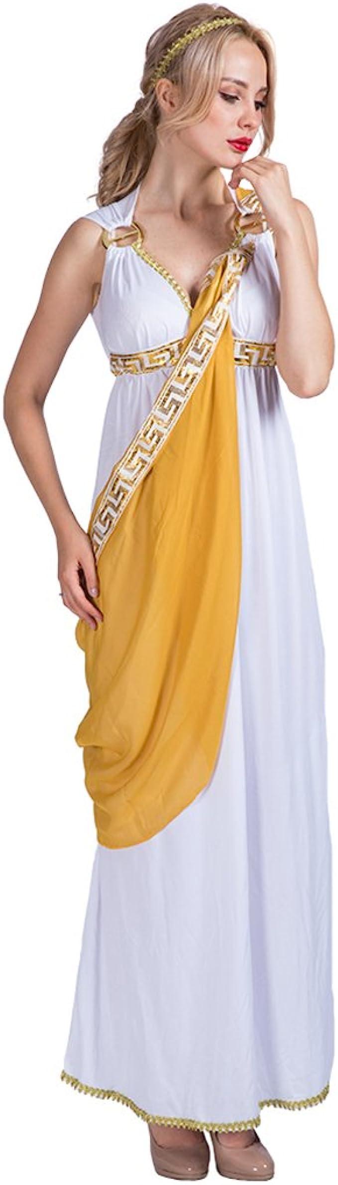 Ladies Gold Laurel Leaf Armband Roman Greek Goddess Fancy Dress Toga Bracelet