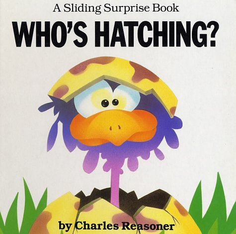 Who's Hatching? (Sliding Surprise Books)