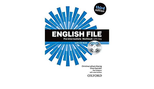 English file third edition pre intermediate workbook with key and english file third edition pre intermediate workbook with key and ichecker oxford 9780194598736 amazon books fandeluxe Images