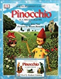 img - for Pinocchio with Cassette(s) (Read & Listen) by Carlo Collodi (2001-05-06) book / textbook / text book