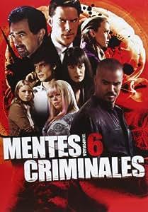 Mentes Criminales - Temporada 6 [DVD]